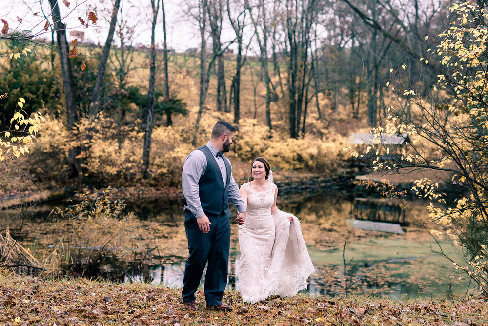 Audrey Leet Photography - Outdoor St. Louis Wedding - Haue Valley
