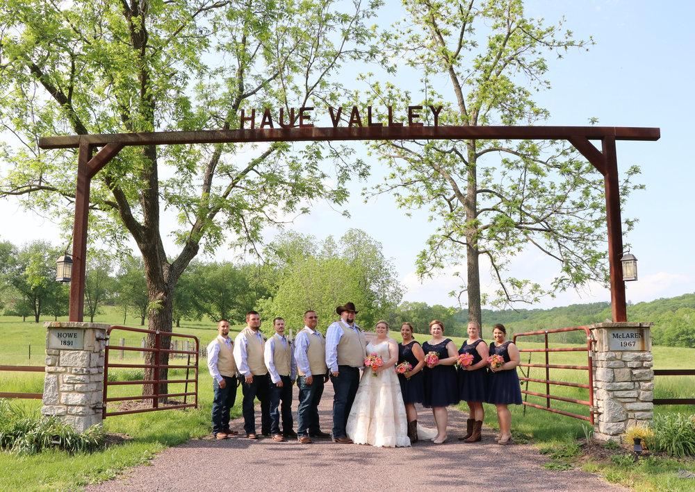 Haue Valley, St. Louis, Mandy Miles