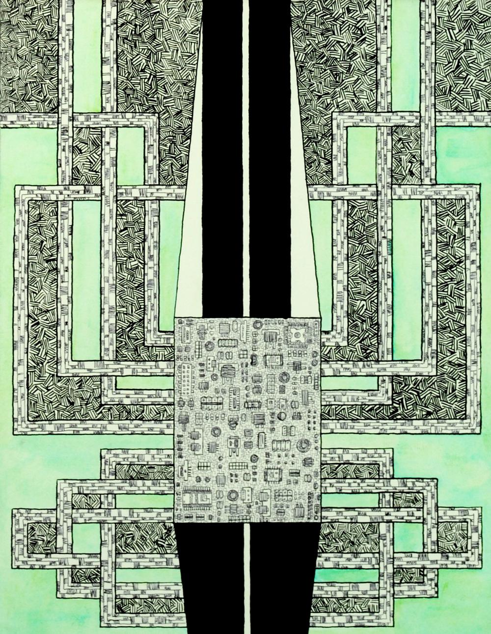 Biomorph I