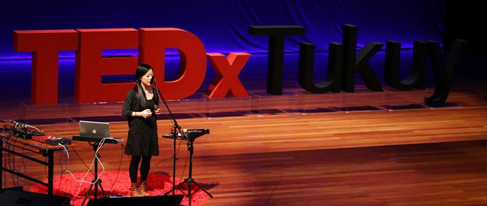 Speech and Performance Tedex Tukuy   2013