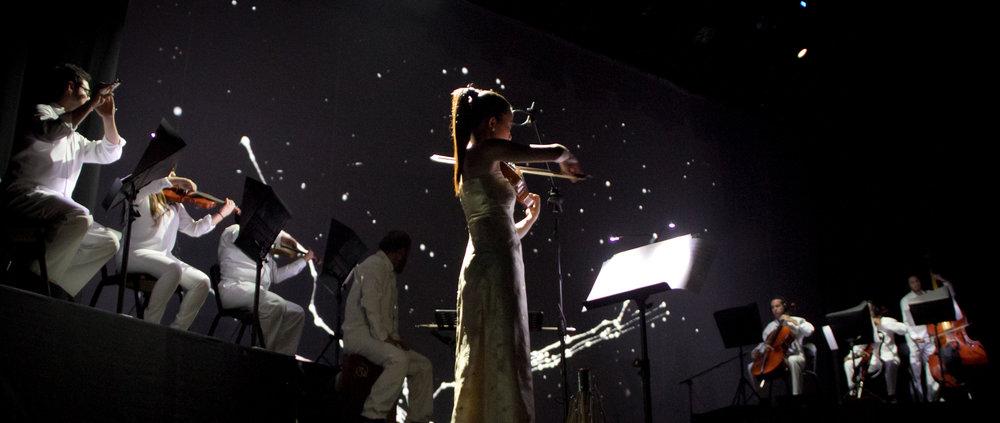 Gama XIII Teatro Peruano Japonés  Photo by Erika Kitsuta  2015