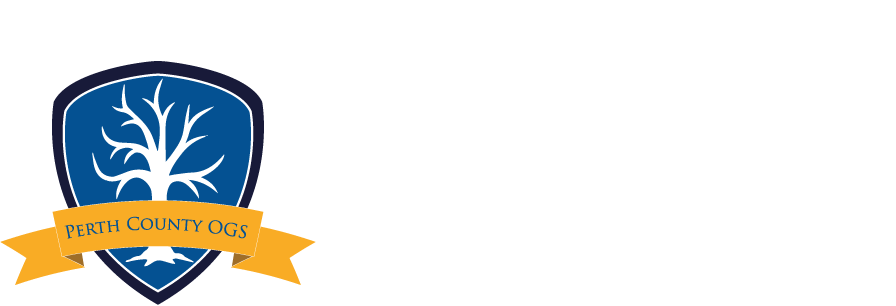 Perth County Branch OGS