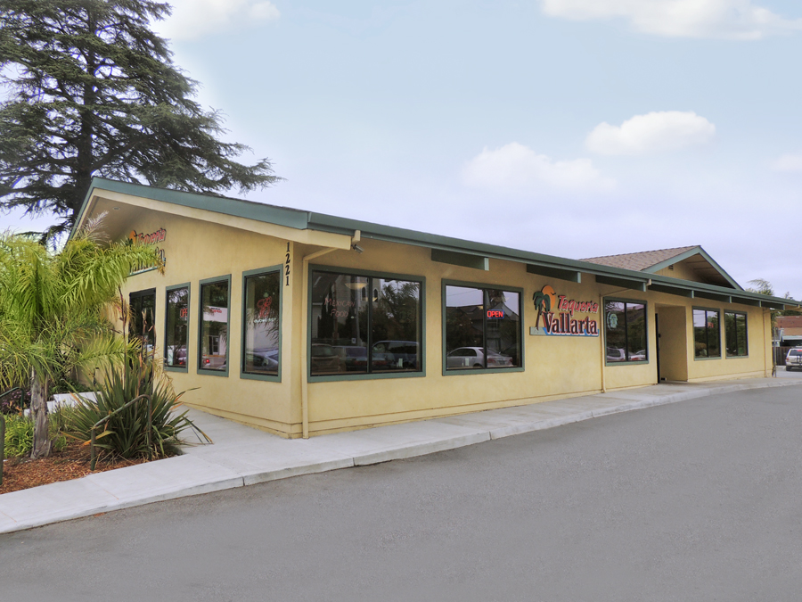 TAQUERIA VALLARTA IV - 1221 Mission Street, Santa Cruz
