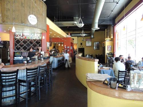 Firefish Santa Cruz | Restaurants William C Kempf Architect