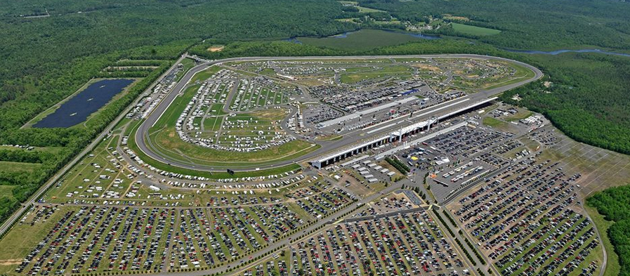 IMAGE COURTESY OF POCONO RACEWAY FACEBOOK FAN PAGE