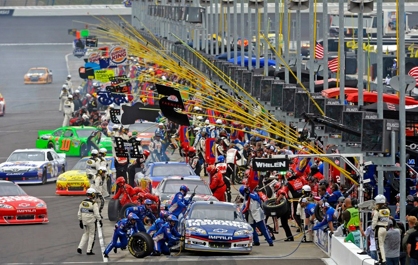 Image Courtesy Kansas Speedway Facebook Fan Page