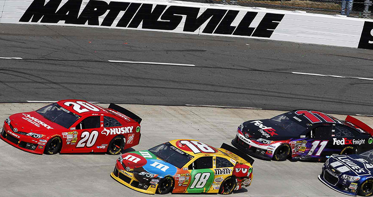 Image Courtesy Martinsville Speedway Facebook Fan Page