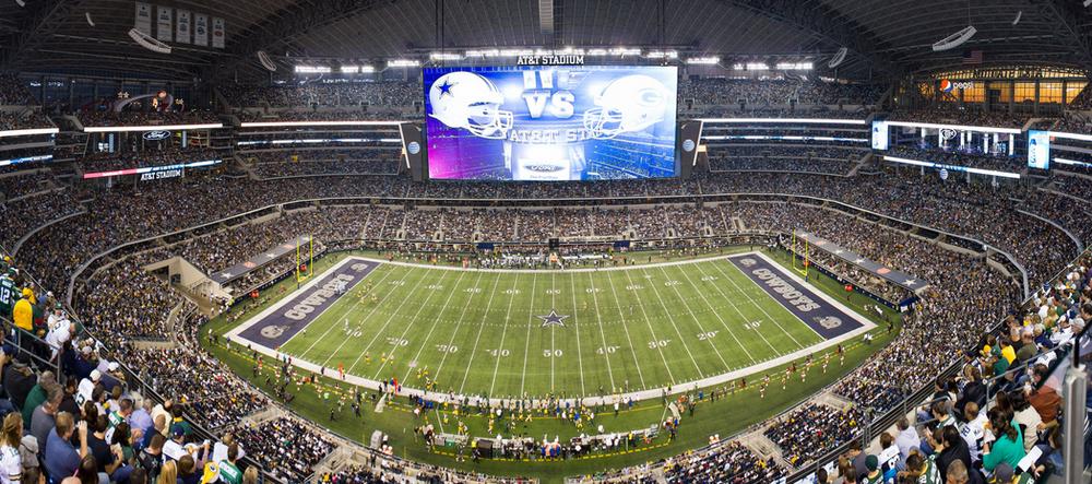 Truck Parking For Dallas Cowboys Att Stadium And Every Nfl Stadium