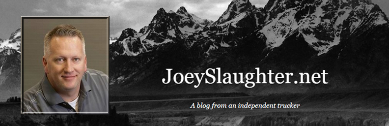 Click Image To Visit  joeyslaughter.net