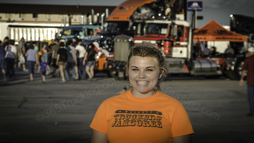 Photo coverage from the Iowa 80 Truckers Jamboree. Complete coverage at www.truckstockimages.com