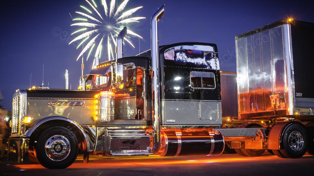 Iowa 80 Truckstop Truckers Jamboree Truck Show Coverage ...