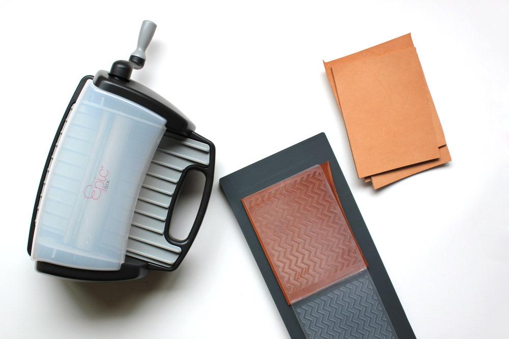 diy letterpress leather coasters 4.jpg