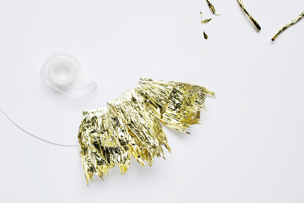 diy giant gilded flower wall decor 5.jpg
