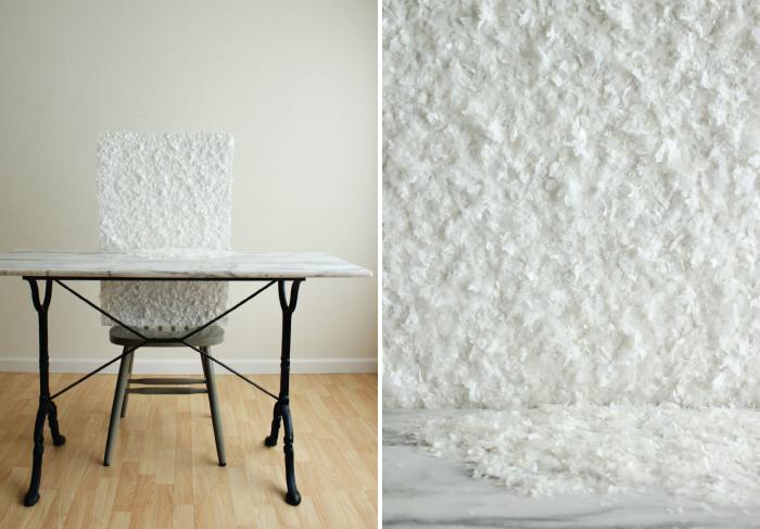 How To Make An Easy Snowy Photo Backdrop Jenny Batt