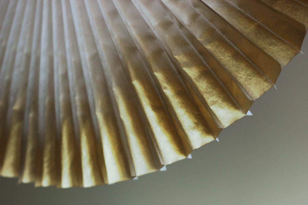 easy gold fan garland.JPG