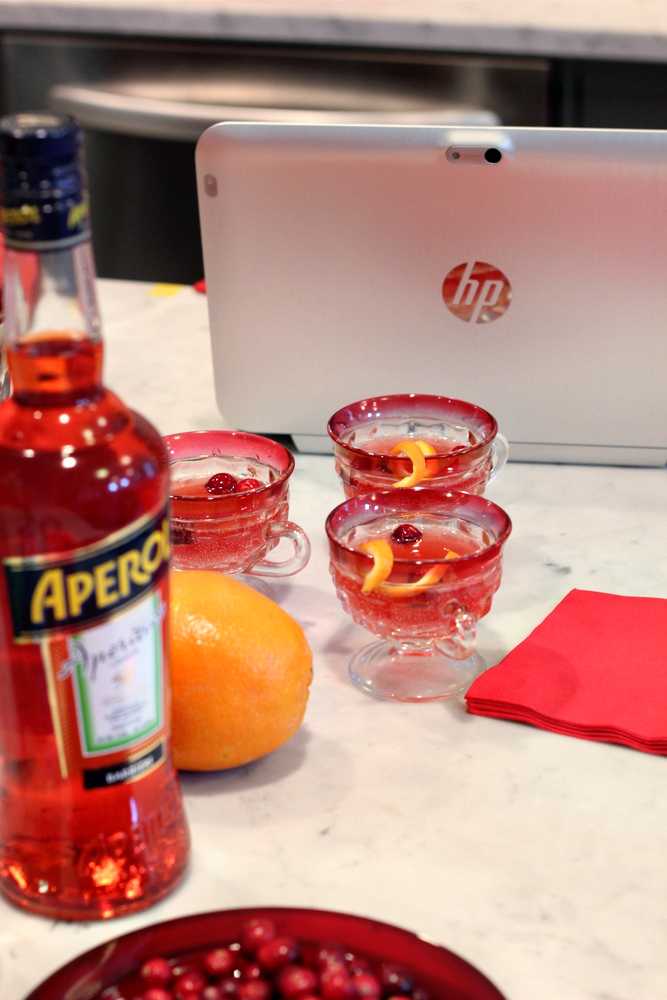 cocktails hp envy x2 and holiday parties.JPG