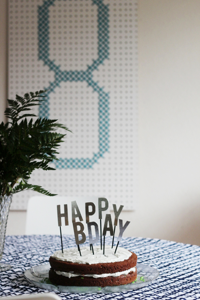 diy cross stich birthday number.JPG