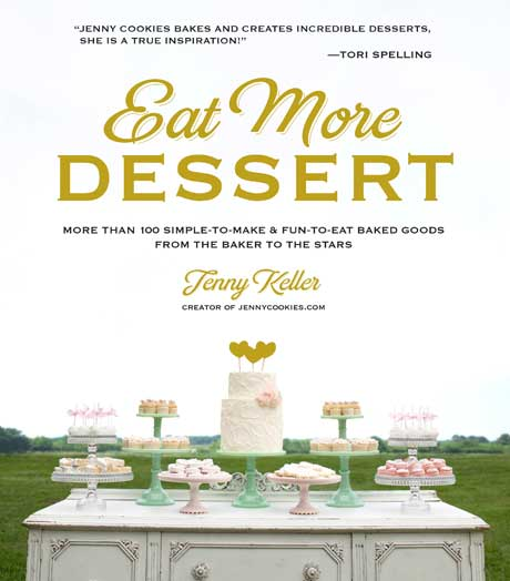 eat more dessert cover