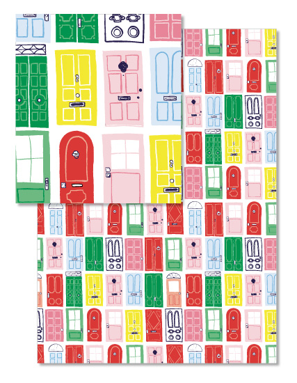 Wrapping-Paper-Charleston-Doors.jpg