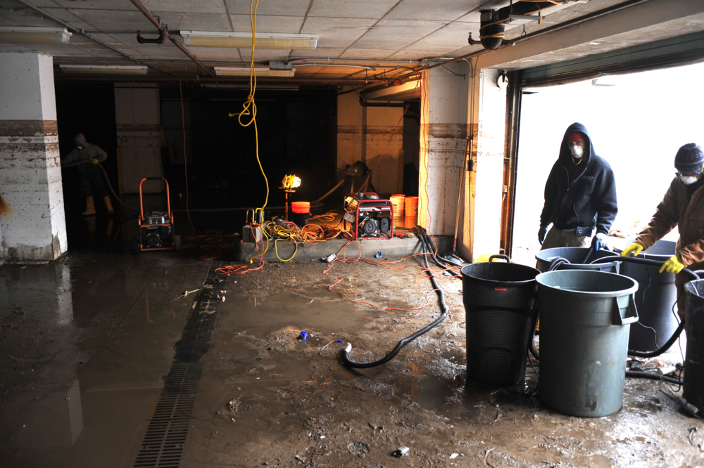 Water Damage Restoration Baltimore MD