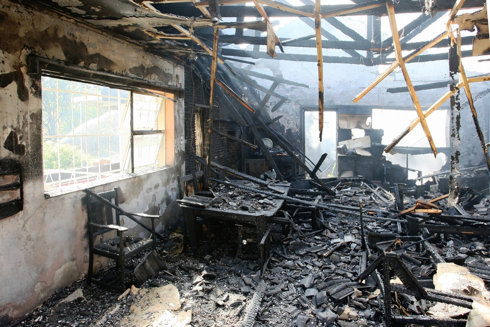 Fire Damage Restoration Baltimore MD
