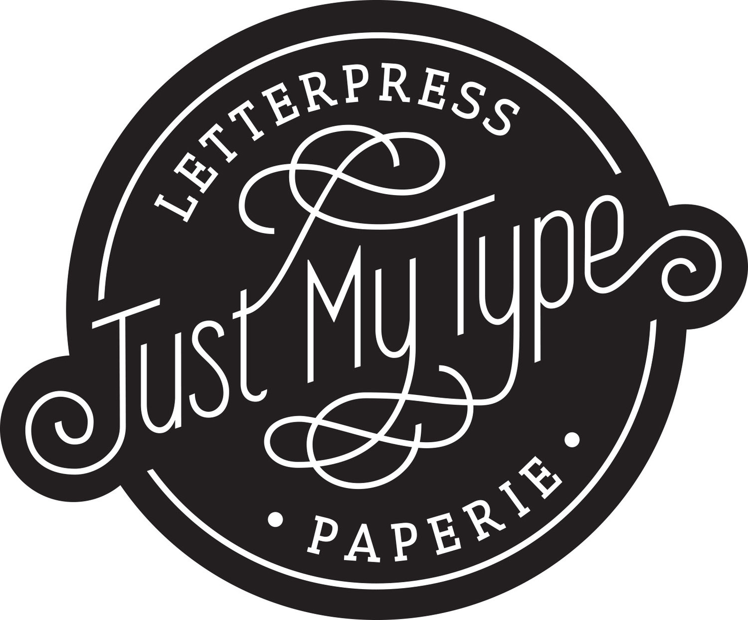 Just My Type Letterpress