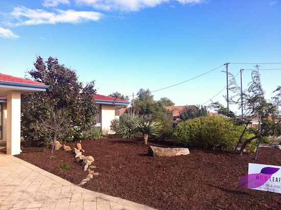 Full garden clean up with mulch ? Wild Leaf Garden Services