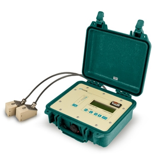 Flexim FLUXUS F401 flow meters - ultrasonic - for water