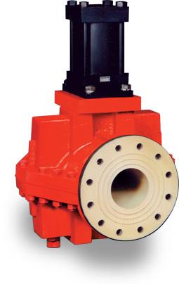 series 9000 high pressure valve