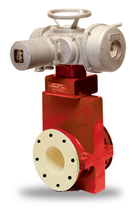 series 5800 valve