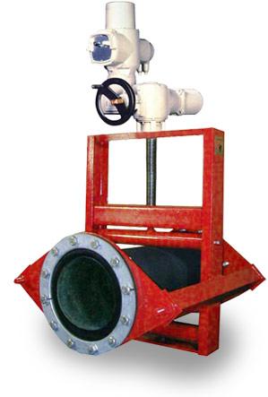 weirflex weir valve