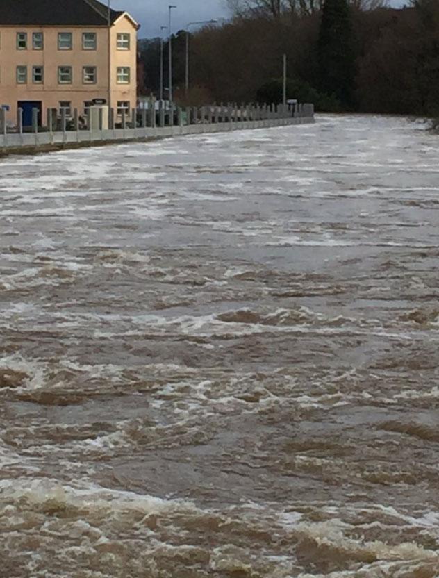 River Suir Flood 2015