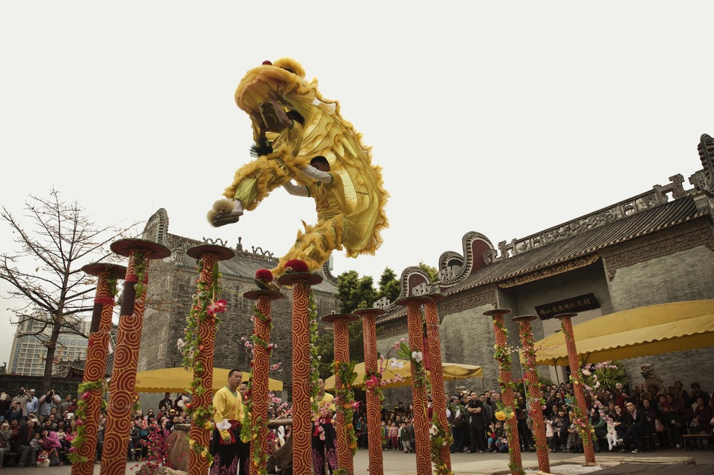 Guangzhounaut at LingnanTiandi Foshan Jamie Lowe Photography 2014-2