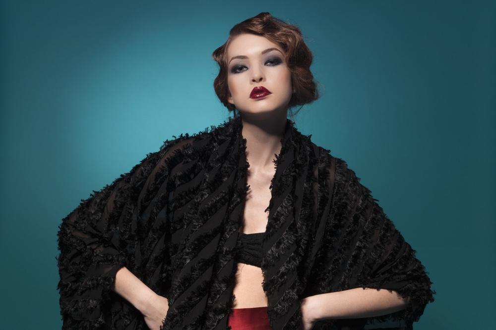 Jamie Lowe Photography Sexy Art Deco Fashion_1