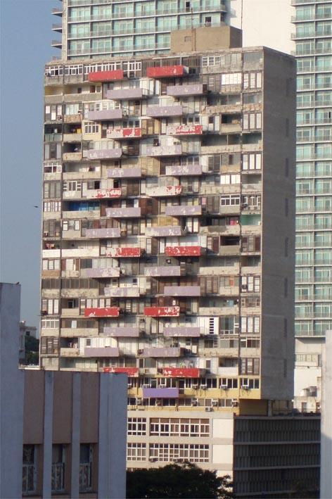 Libre building, Havana