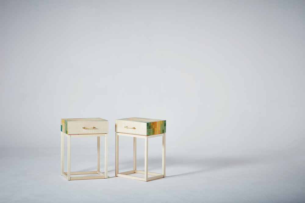 Summer Field Side Tables