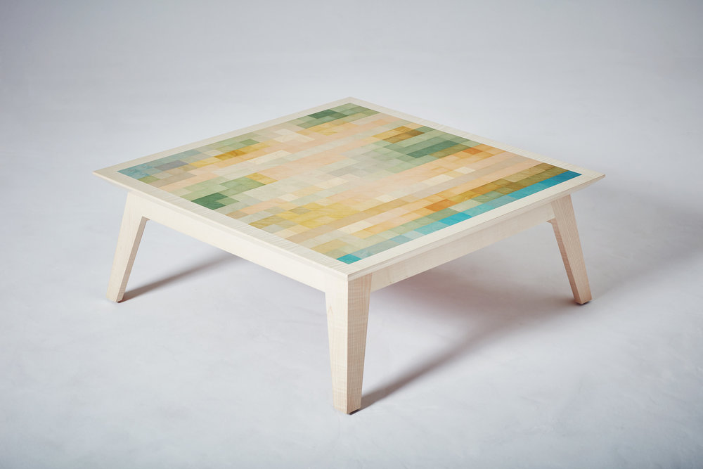 Summer Field Coffee Table