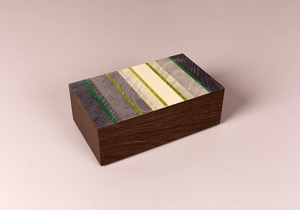 Stone trinket box