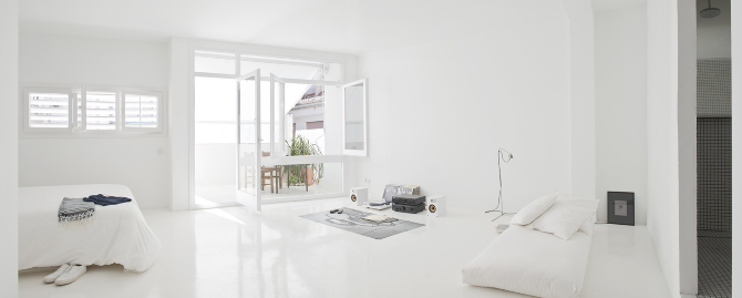 The White Retreat, Sitges, Spain CASA STUDIO | Ode to Things