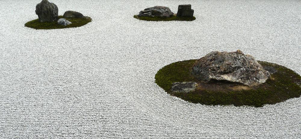 RyoanJi – Zen Garden, Japan