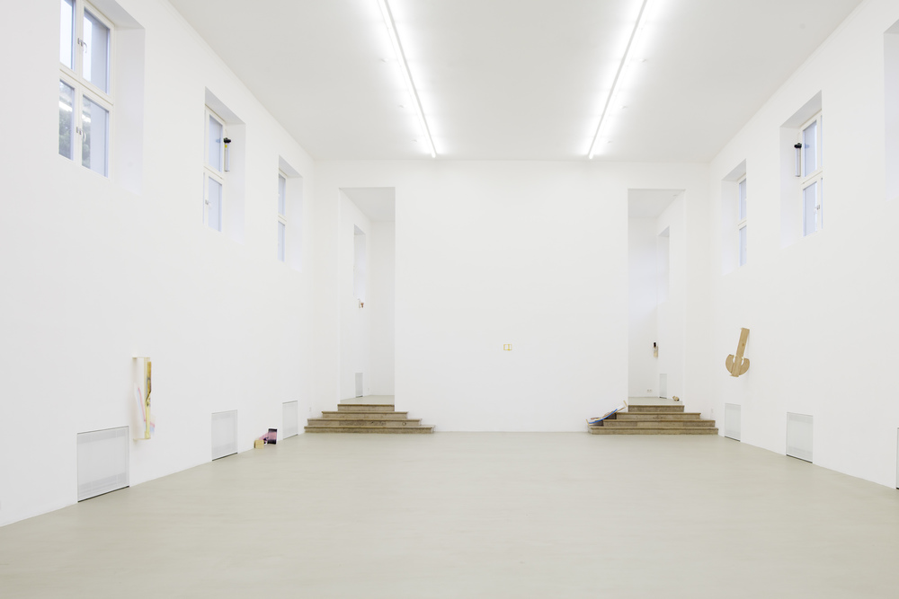 Richard Tuttle, Mei-mei Berssenbrugge at Kunstverein Munich