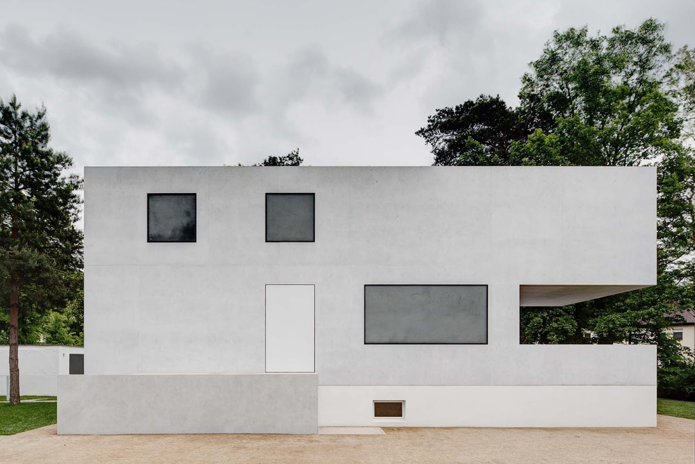 The new House Gropius, designed by Bruno Fioretti Marquez Architects