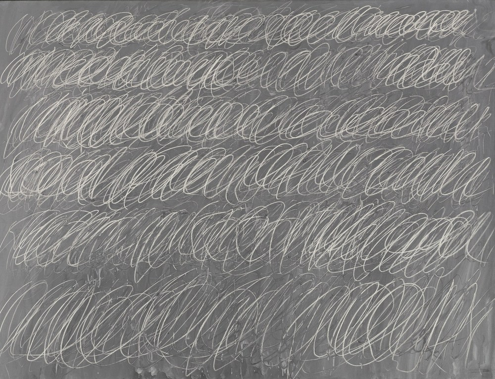 Cy Twombly, Untitled (New York City), 1968