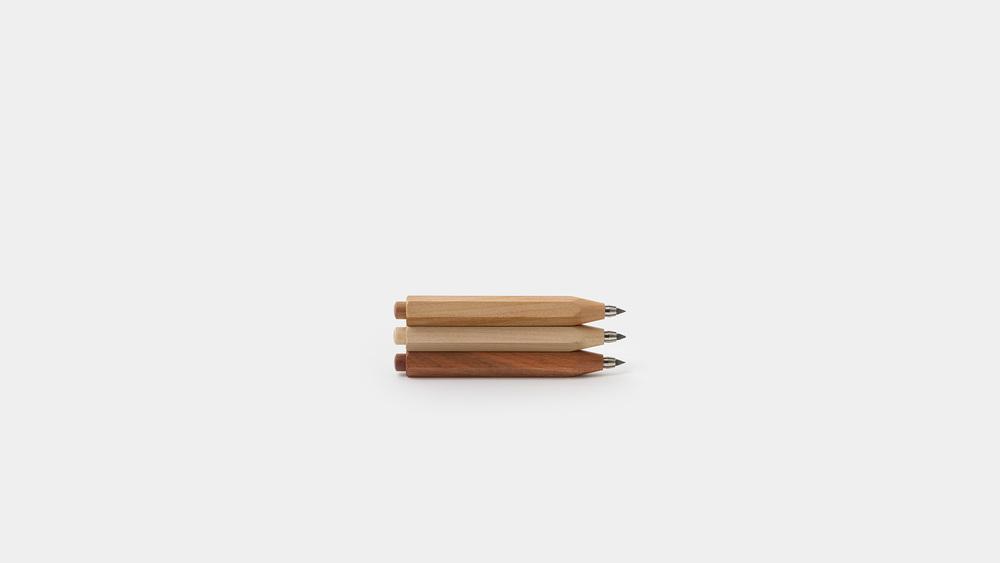 Wörther Hexagonal Wood Mechanical Pencil