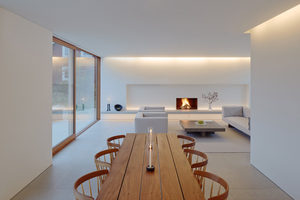 Palmgren House, Sweden byJohn Pawson