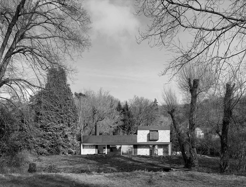 1950s André Wogenscky-designed Modernist House in Saint-Forget, France | Meeting Le Corbusier.
