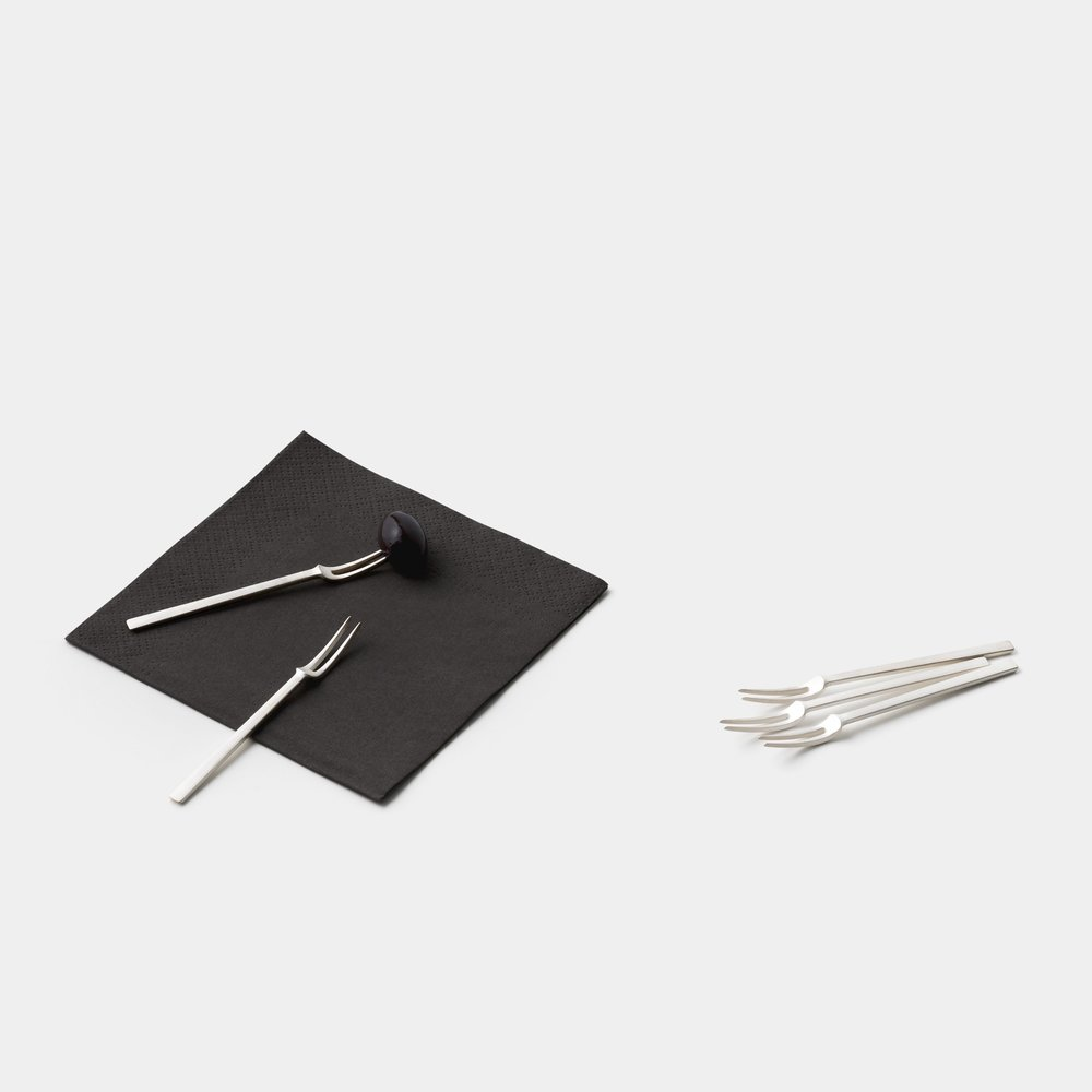 Hime Cocktail Fork Set