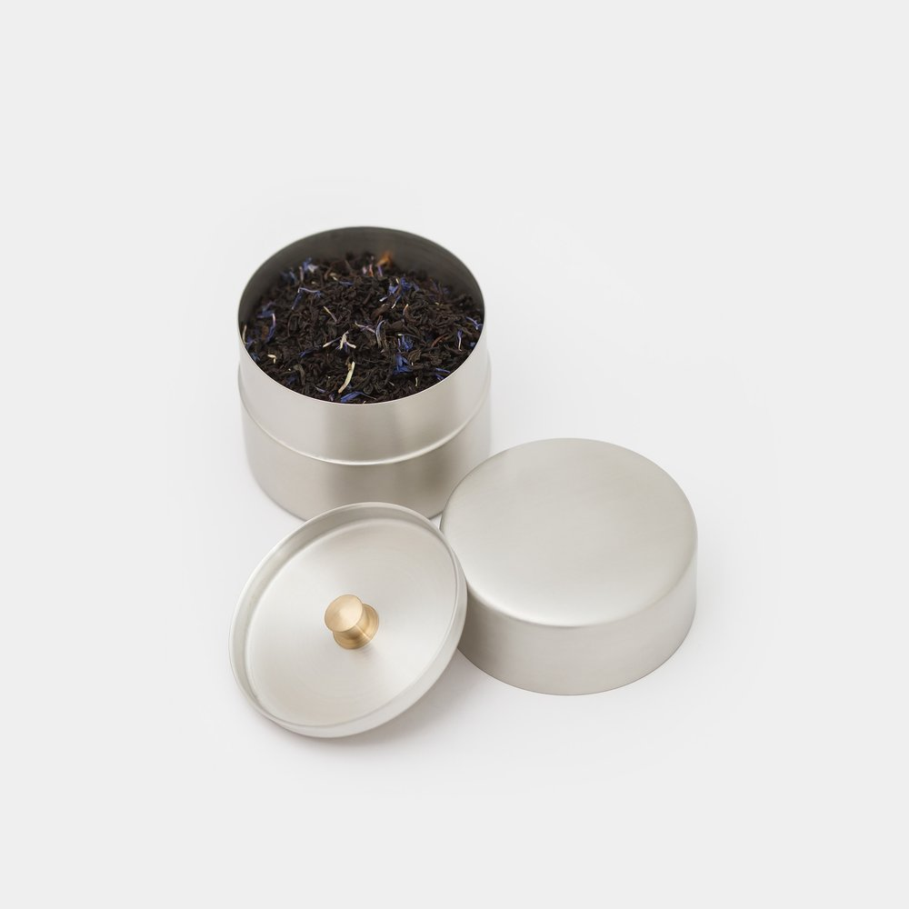 Azmaya Tea Canister