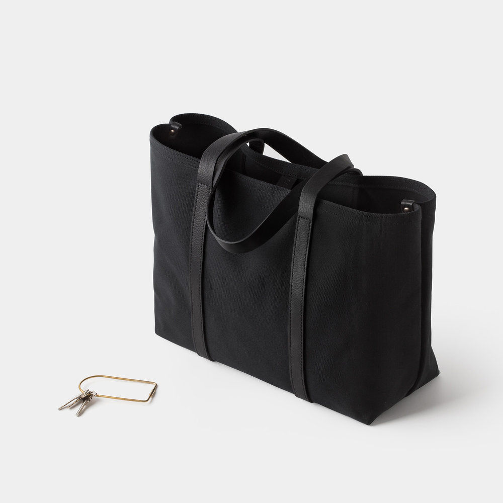 Cano Leather Handle Tote