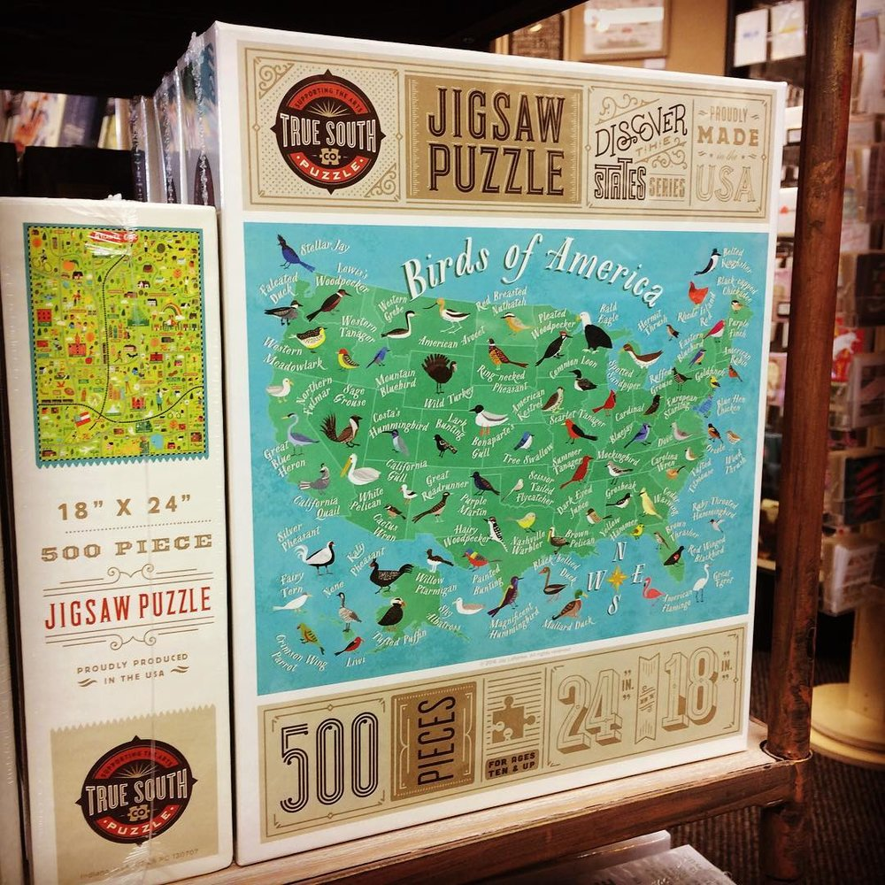 True South Puzzle x Joy Laforme